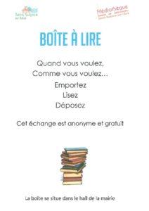 thumbnail of Boite à lire