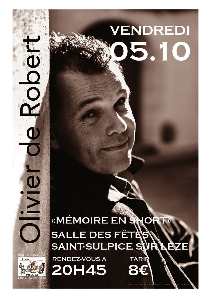 thumbnail of Olivier de Robert