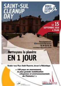 thumbnail of SAINT-Sul Cleanupday