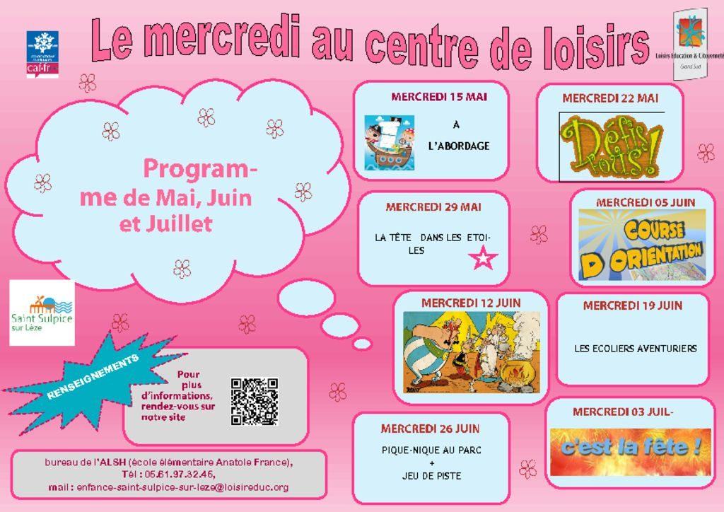 thumbnail of planning mai _juillet centre de loisirs