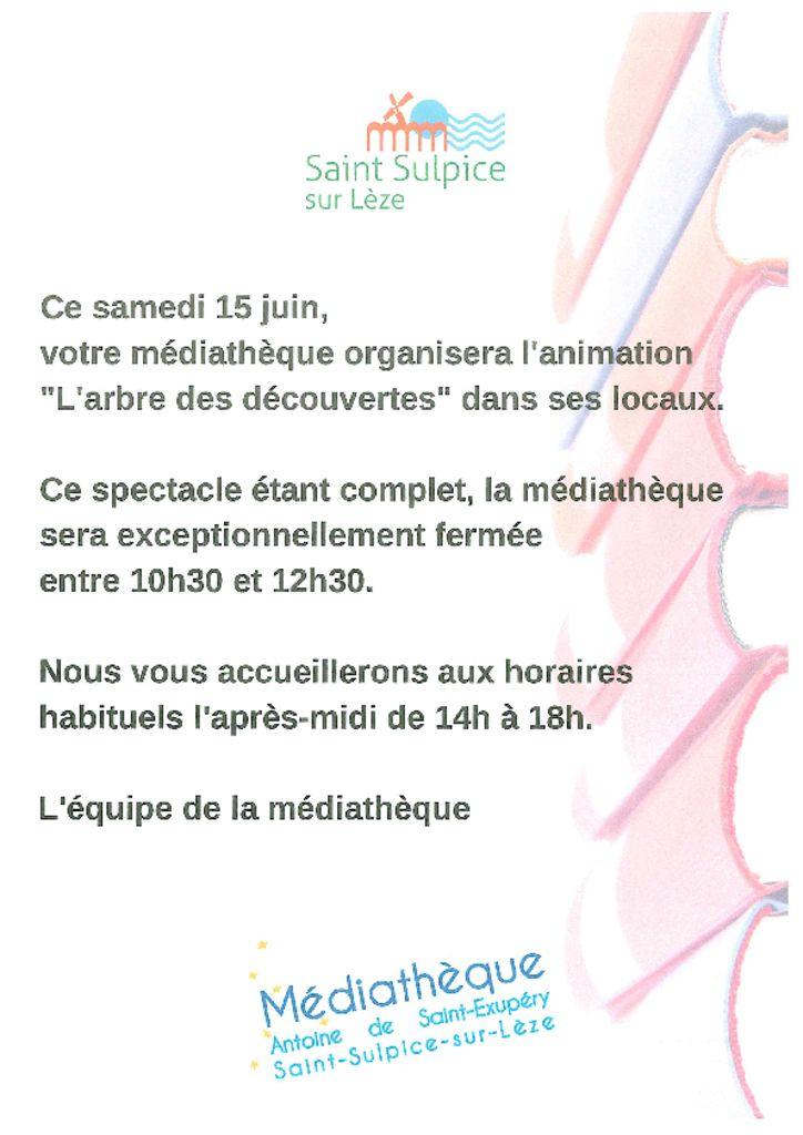 thumbnail of Info Médiathèque