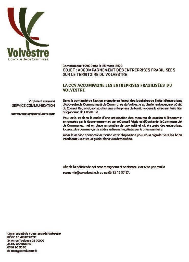 thumbnail of communiqué-presse-#2020-06éco