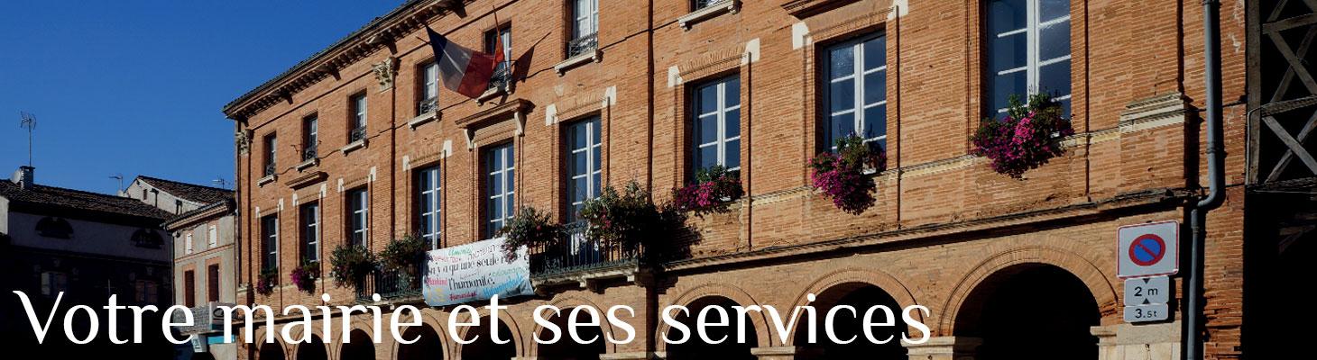 Votre mairie et ses services - Mairie de Saint-Sulpice-sur-Lèze