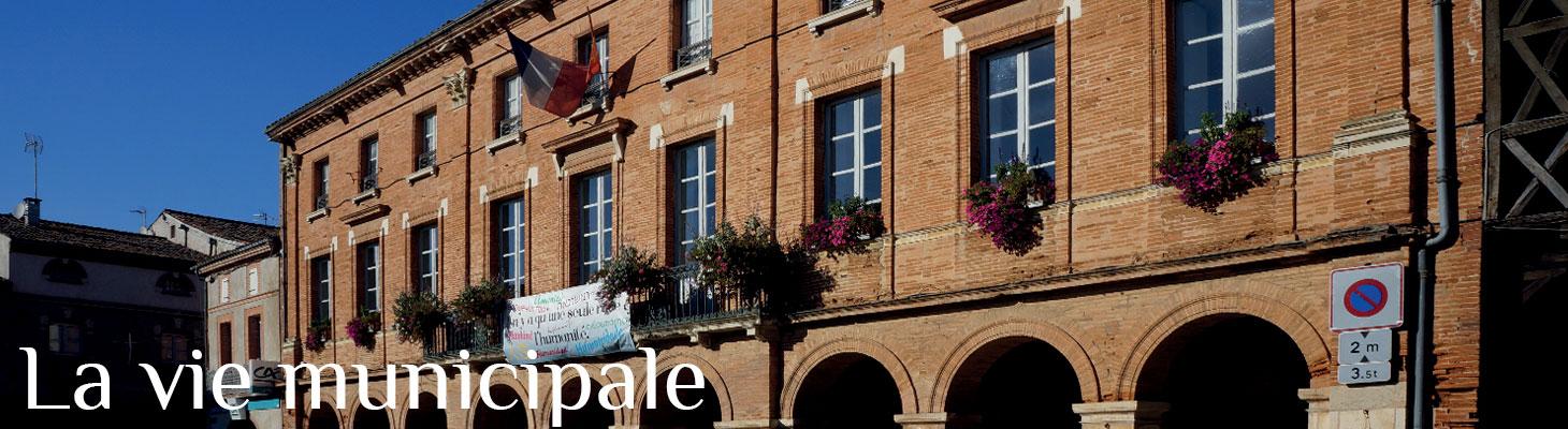 Vie municipale - Mairie de Saint-Sulpice-sur-Lèze